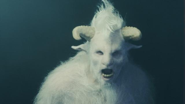 Krampus, as depicted in True Monsters Episode 1.
