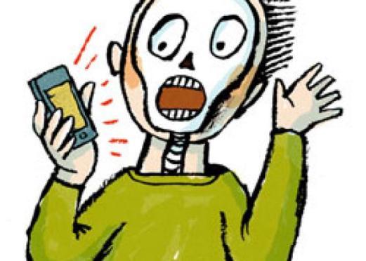 cell phone panic